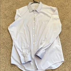 Ministry of Supply Men's Dress Shirt Size L
